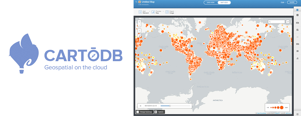 Mapping GDELT in CartoDB: A Tutorial – Part 2 – The GDELT Project