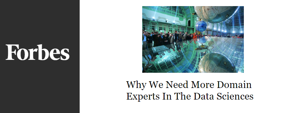 2016-forbes-domain-experts-data-sciences