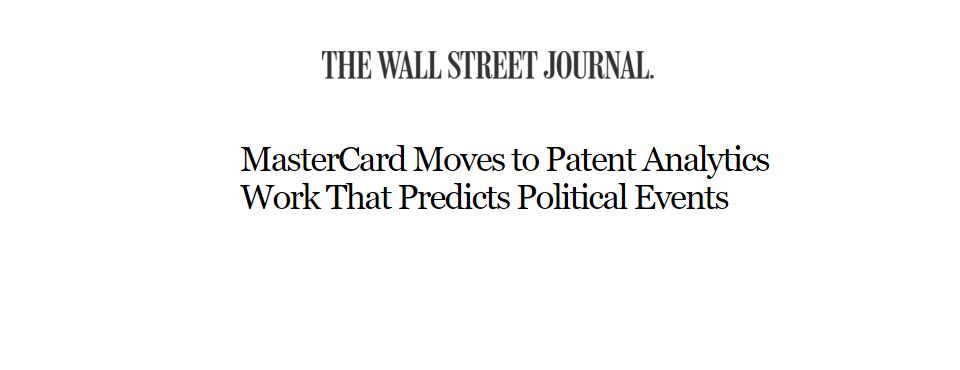 2016-wsj-mastercard-patent-political-prediction