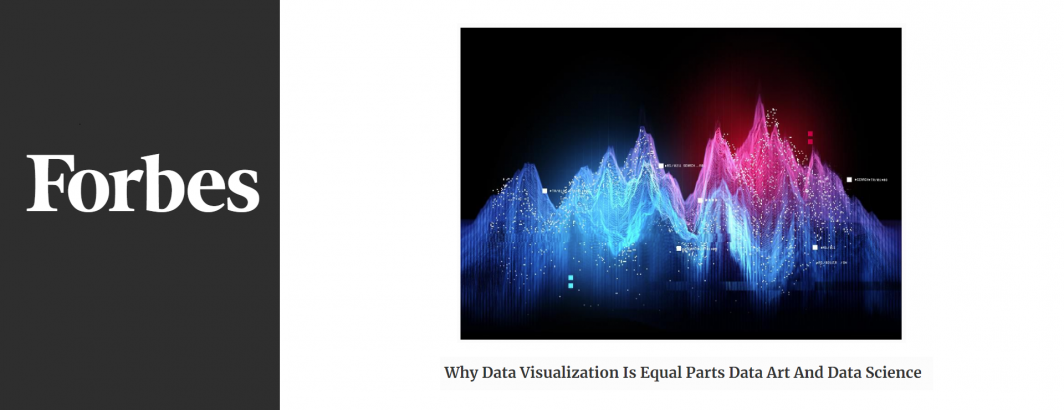 Why Data Visualization Is Equal Parts Data Art And Data